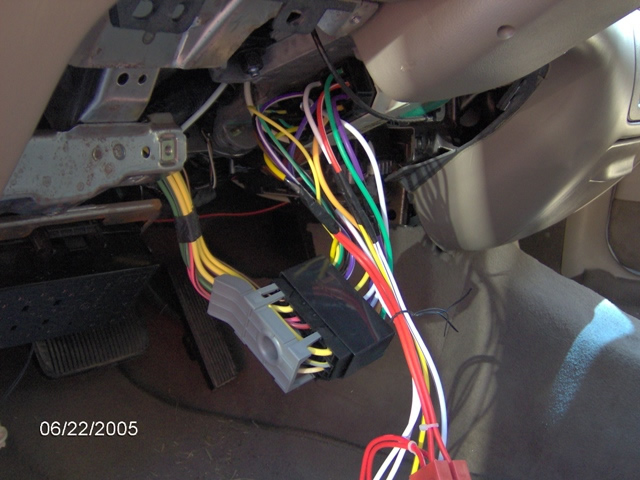 XLarge_2002_LINCOLN_TOWNCAR_T HARNESS_IN_PLACE bulldog security diagrams fd 1 t-harness remote starter wiring at virtualis.co